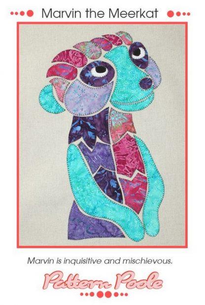 Marvin the Meerkat Pattern