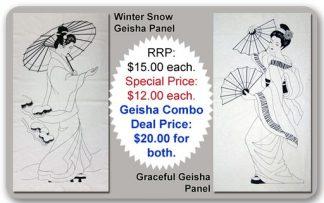 Geisha Combo Deal