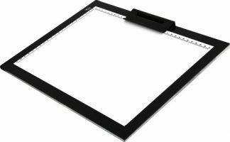 LED A4 Light Pad with Angle Stand