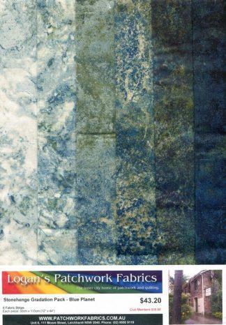 Stonehenge Gradation Pack - Blue Planet