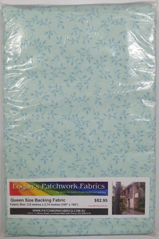 Queen Size Backing Fabric QSBFPk-7882-7