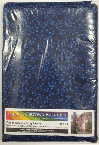 Queen Size Backing Fabric QSBFPk-7882-77
