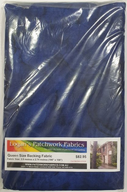 Queen Size Backing Fabric QSBFPk-9195-77