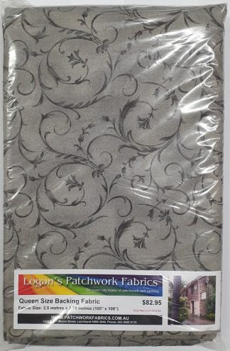 Queen Size Backing Fabric QSBFPk-MASQB100-KJ