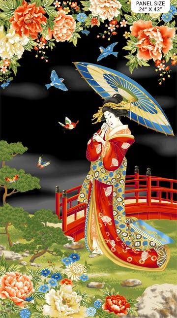 Kyoto Garden Panel 23269M-99