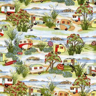 Retro Caravans 88730-1
