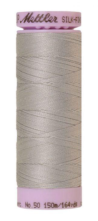 Mettler Silk-finish Cotton 50W 2791 Ash 150m Spool