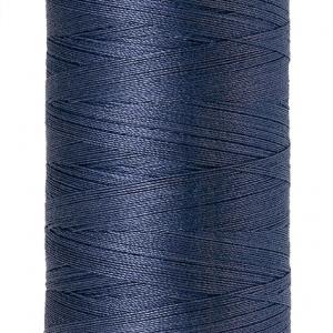 Mettler Silk-finish Cotton 50W 0311 Blue Shadow 500m Spool