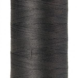 Mettler Silk-finish Cotton 50W 0416 Dark Charcoal 500m Spool