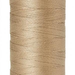 Mettler Silk-finish Cotton 50W 0538 Straw 500m Spool