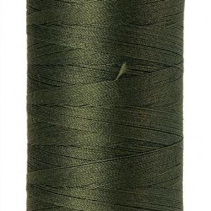 Mettler Silk-finish Cotton 50W 0731 Burnt Olive 500m Spool