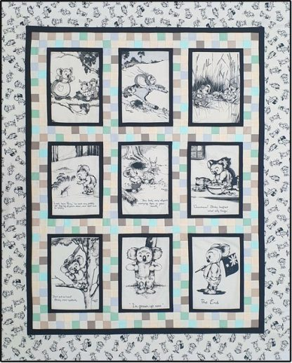 Blinky's Cot Quilt Fabric Pack